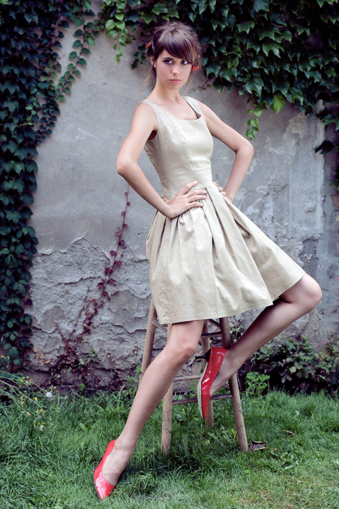 Belgrade Workshop dress