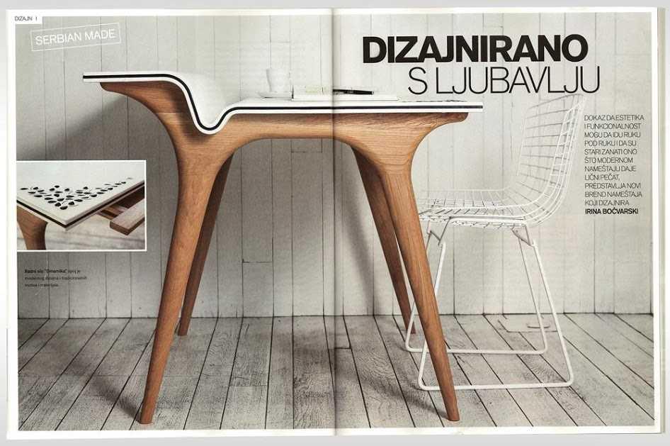 Dinamika by Irina Bocvarski