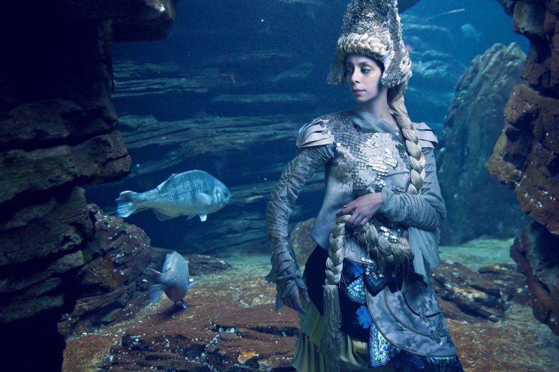 Liberator of the Sun fish 2