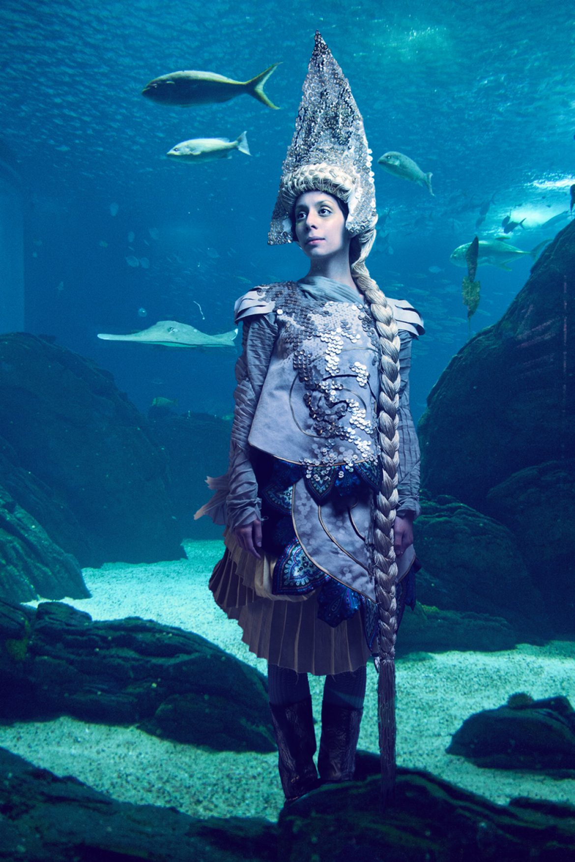 Liberator of the Sun fish 4