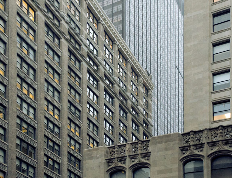 Mahnattan-facades