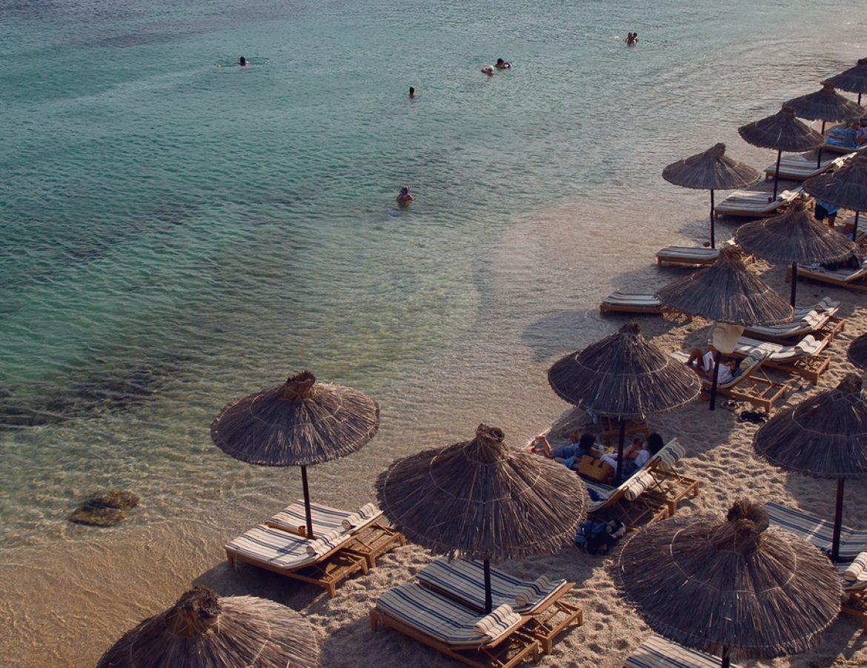 Mykonos Psarou Beach