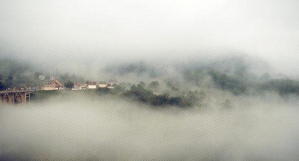 canvas print of landscape