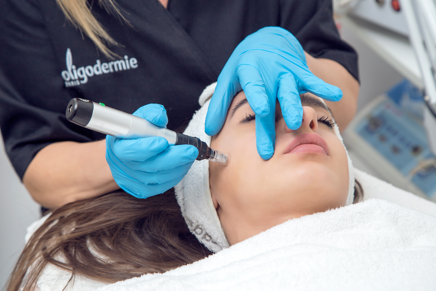 Dermapen beauty treatment