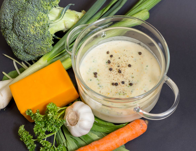 Brokoli-Cheese-Soup