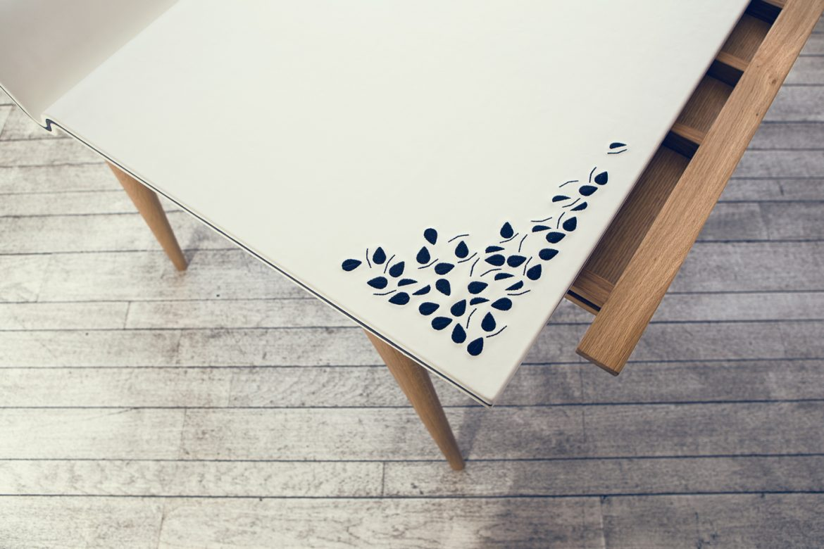 irina bocvarski table from up