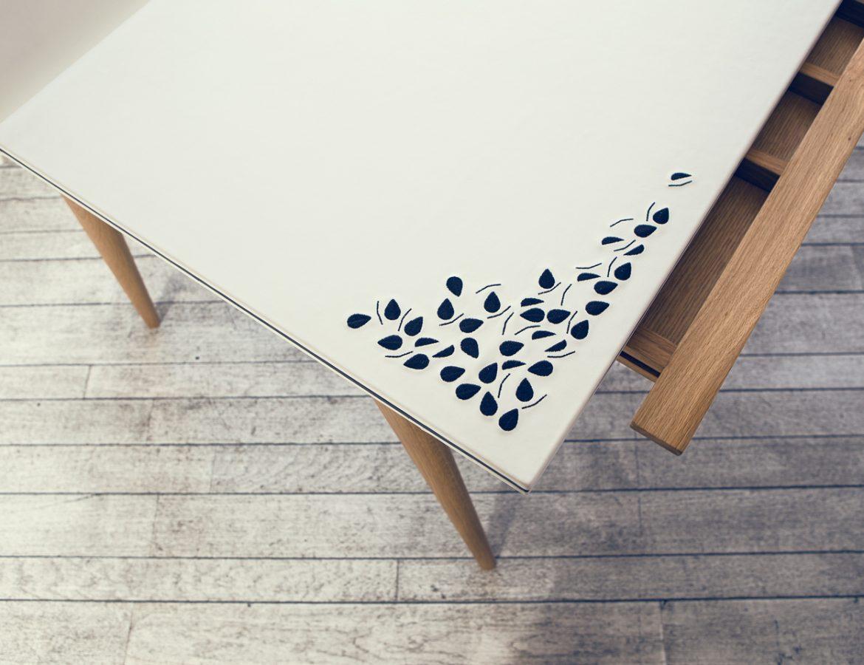 irina bocvarski table from up