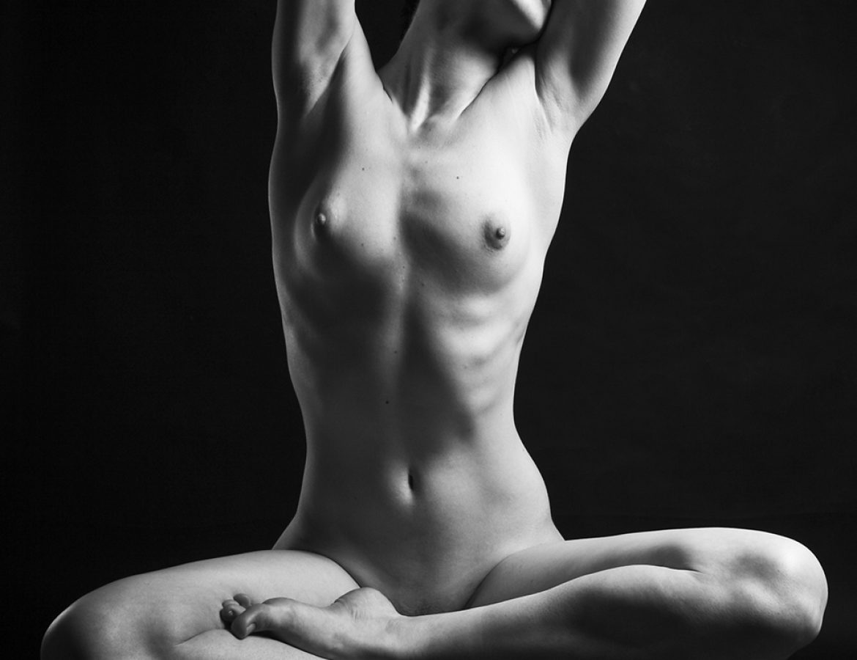 nude lust girl