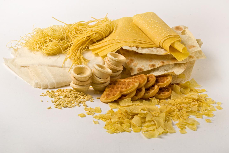 Various Pastas