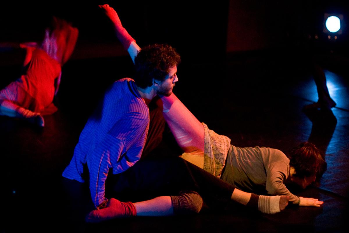 Artistic dance scene