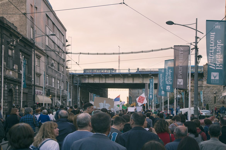 Protest Hercegovacka