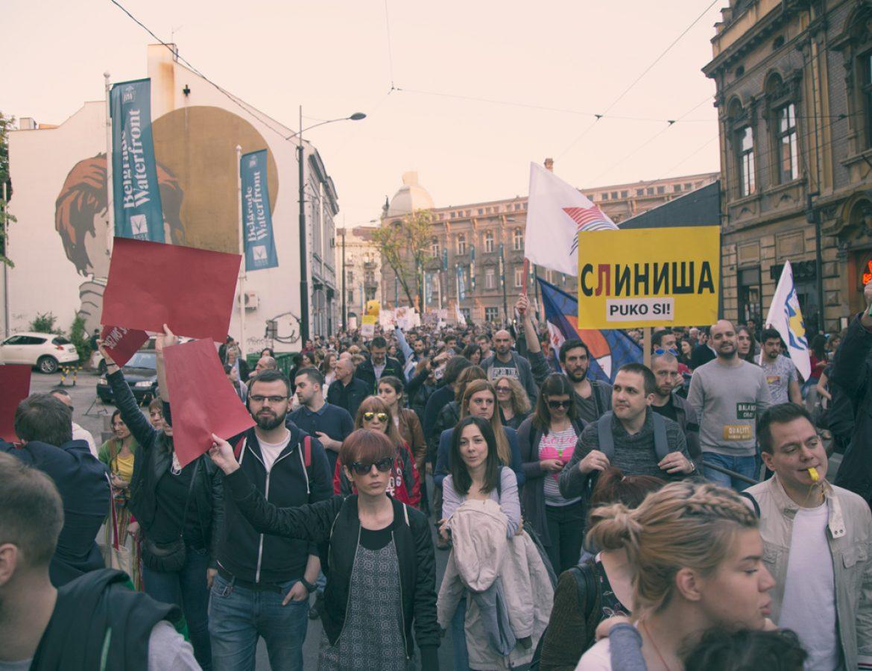 Protest Slinisa
