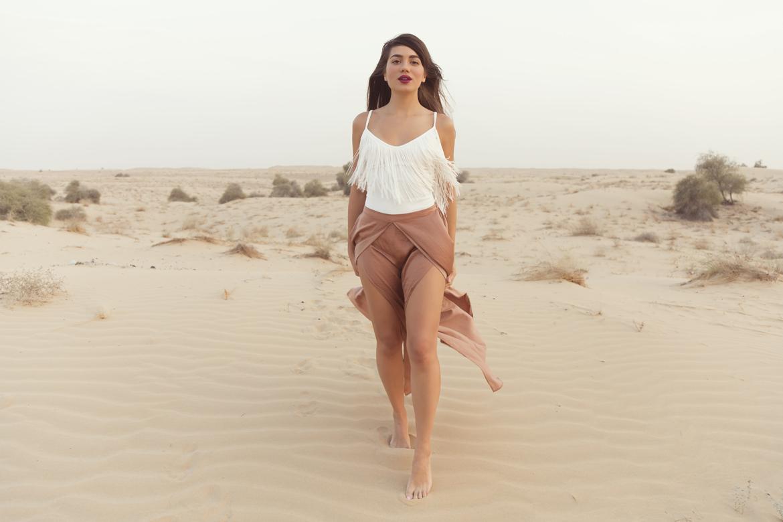Beauty in desert