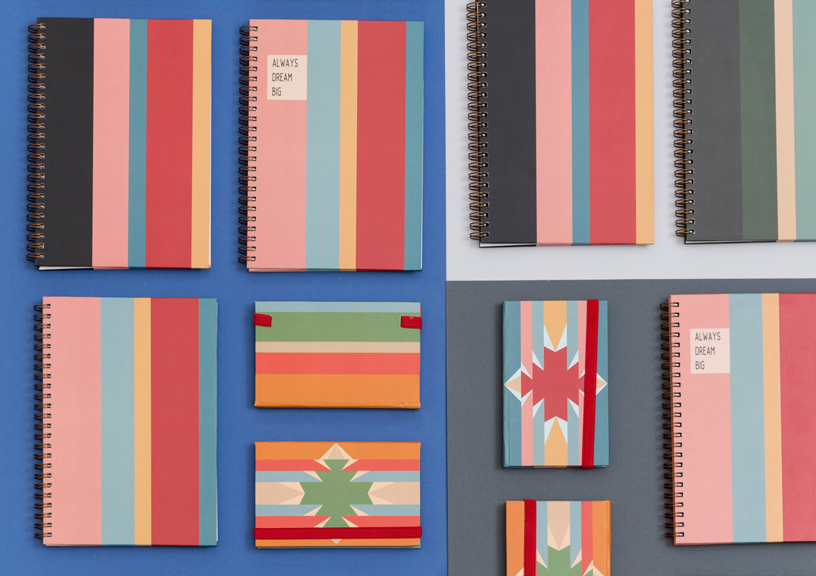 Stylish Stationery – Balkan Fusion