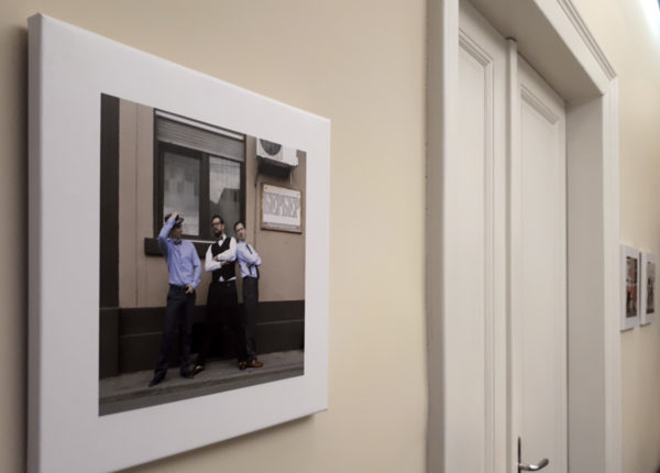 Photo Print on the wall
