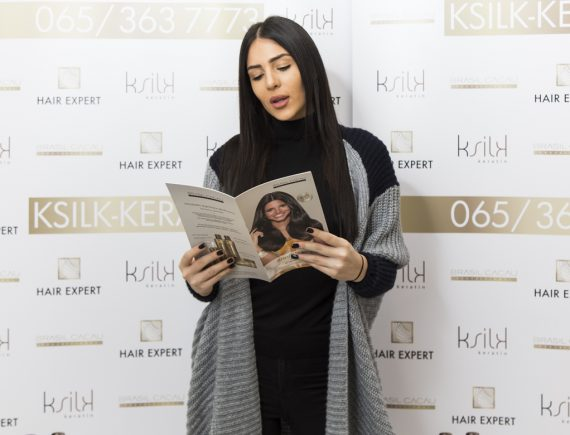 Video za Ksilk Keratin