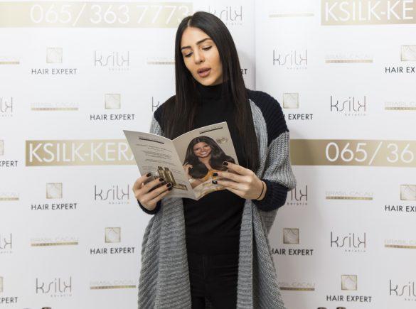 Video for Ksilk Keratin