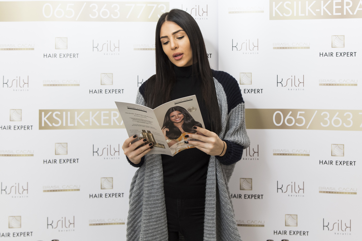 Video for Ksilk Keratin