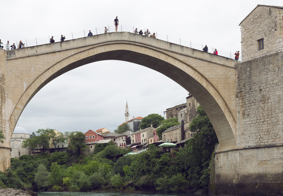 The book about Mostar