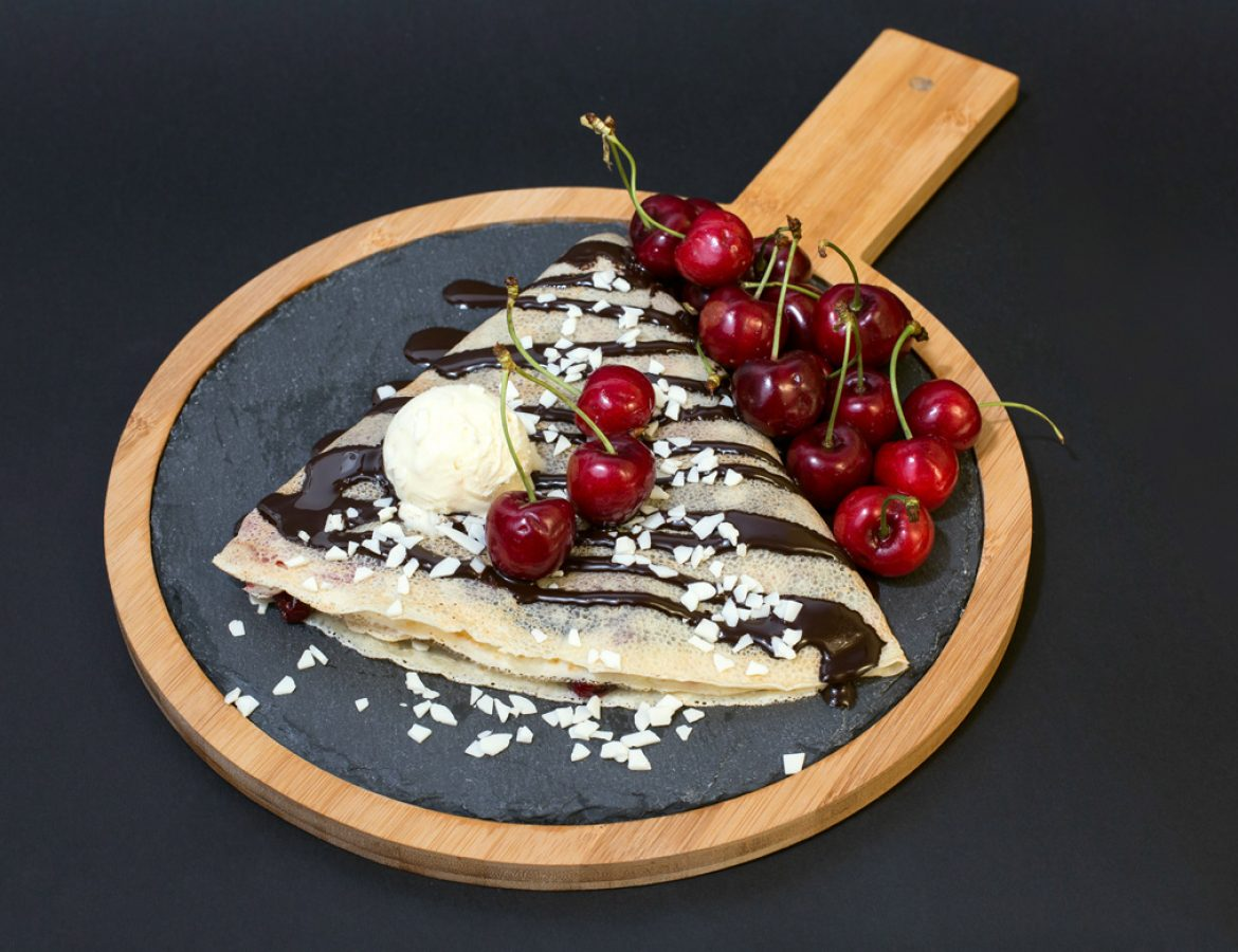 Sour-Cherry-Crepe