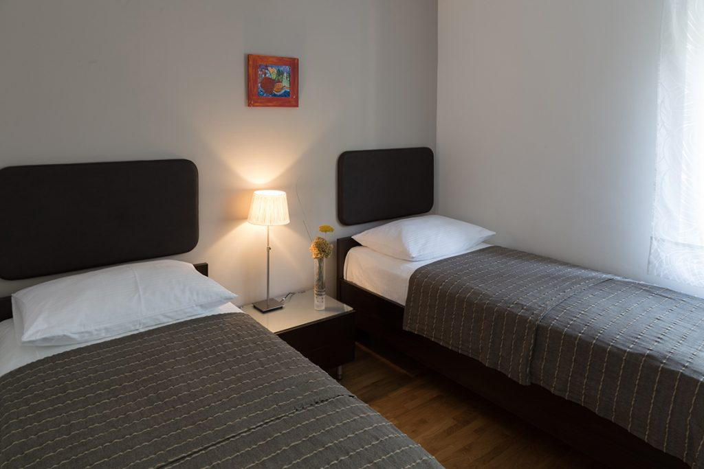 Two beds in Apartments in Hvar